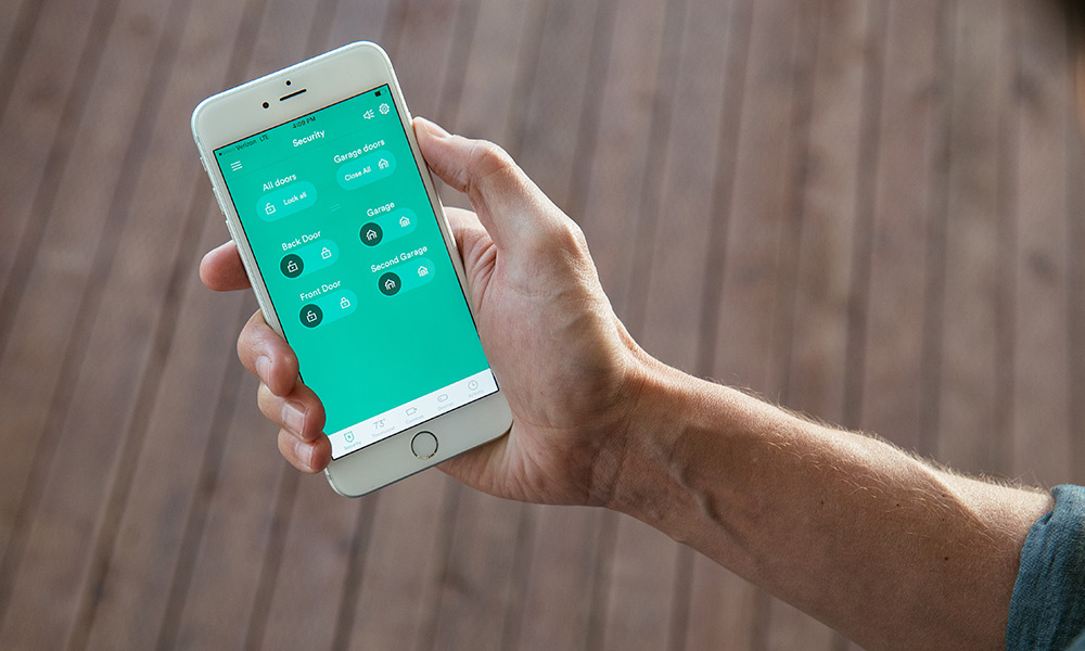 Vivint Smart Home Security App