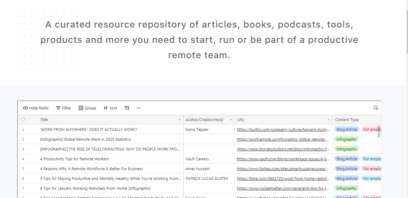 remote-from-home-resources