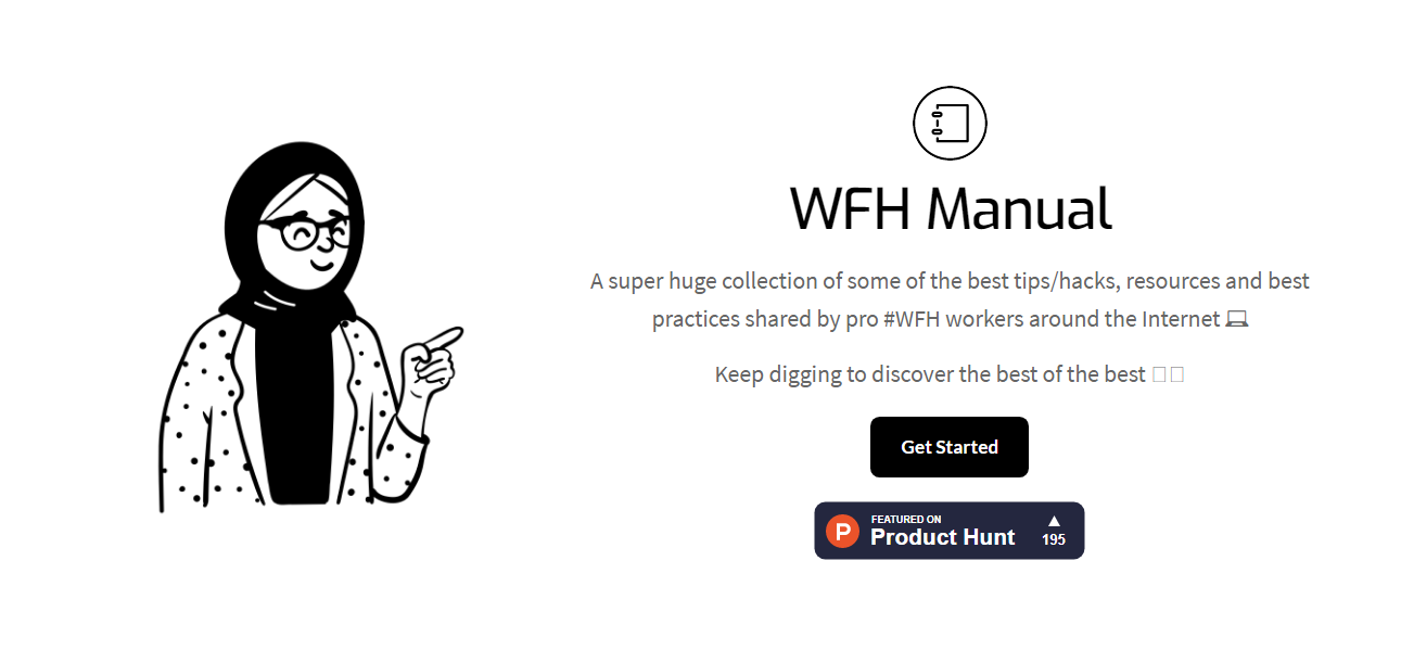 wfh manual
