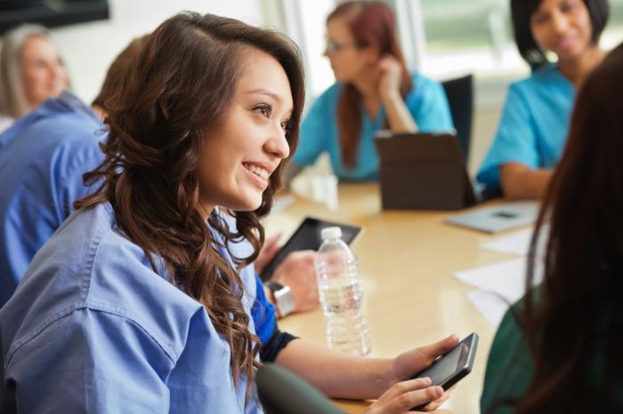 att free for nurses