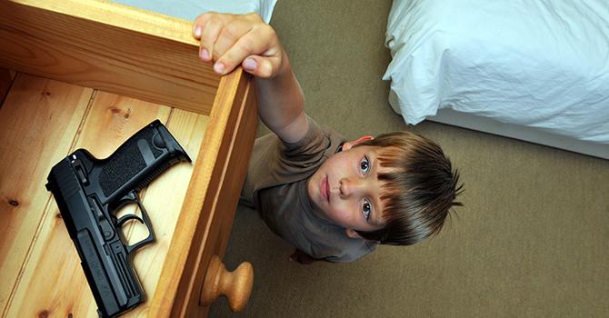 gun safety monitoring