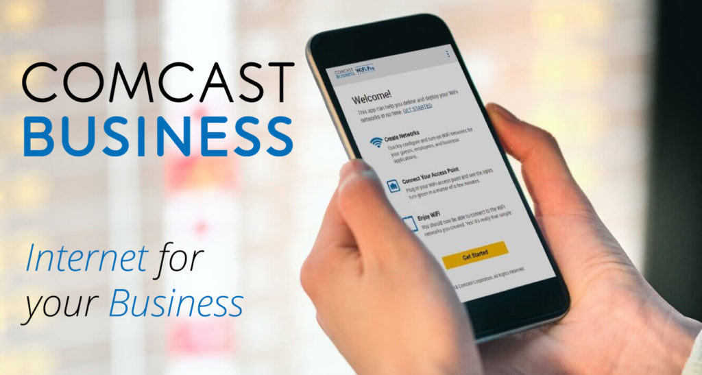 Reliable & High Speed Internet for Business | Comcast ...