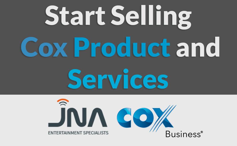 become a cox dealer