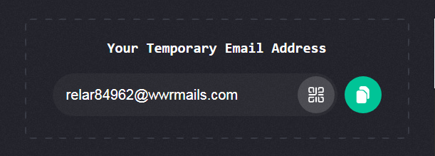 temporary email