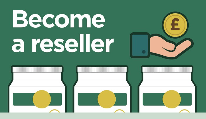 reseller business