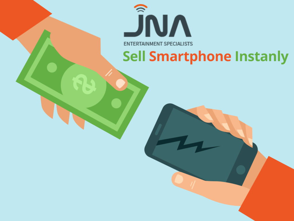 sell smartphone instantly