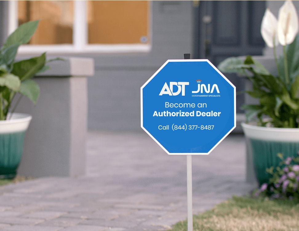 ADT Authorized Dealer program
