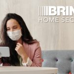 brinks home security cost