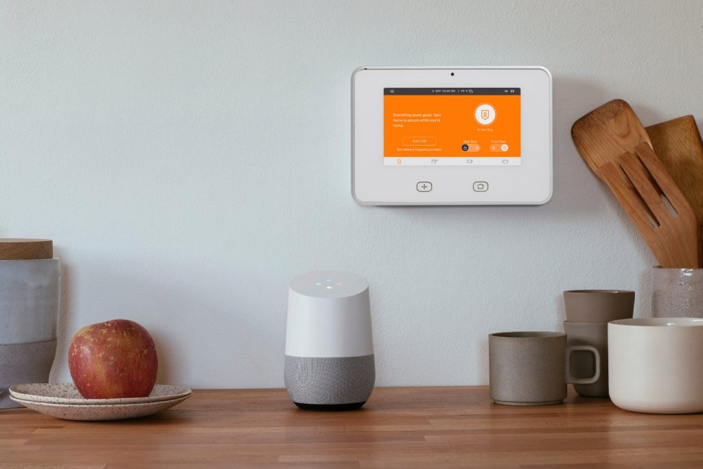 Use Google Assistant to control your Vivint system