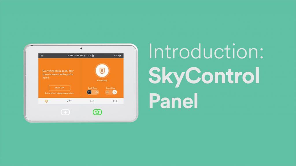 Vivint SkyControl