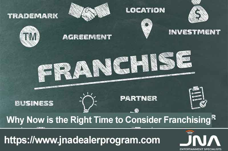 Why Now is the Right Time to Consider Franchising