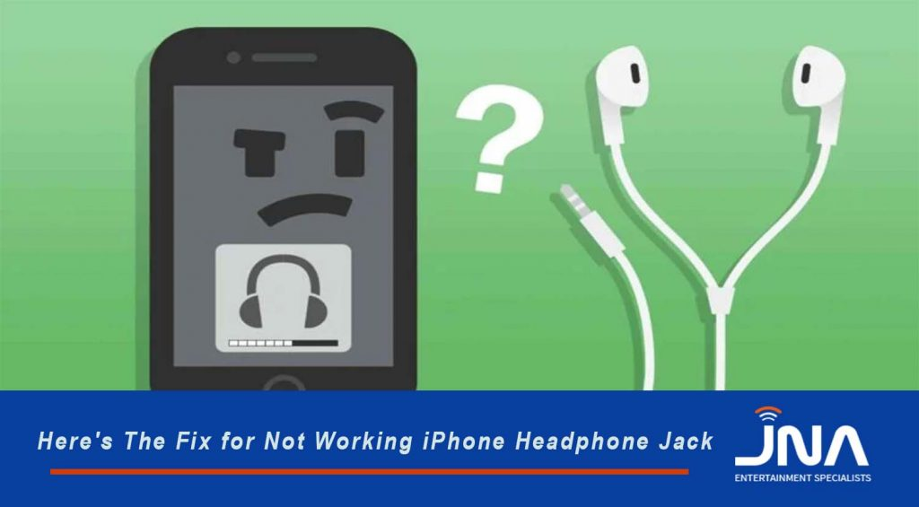 Here's The Fix for Not Working iPhone Headphone Jack