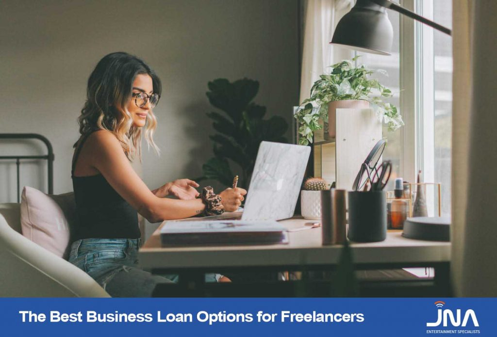 The Best Business Loans Options for Freelancers