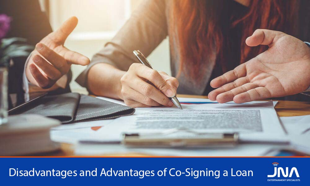 Disadvantages and Advantages of Co-Signing a Loan