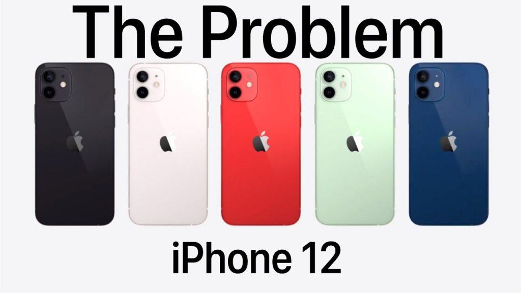 Common iPhone 12 Problems