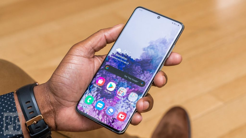 Unlocked Your Samsung Phone