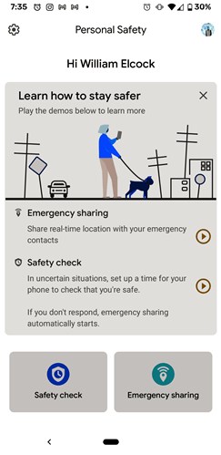 android-personal-safety-app