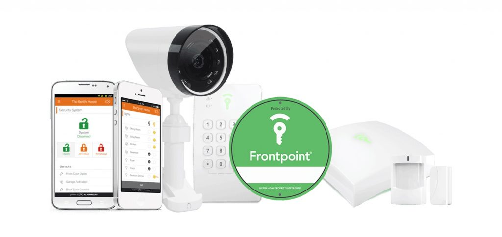 frontpoint security plans