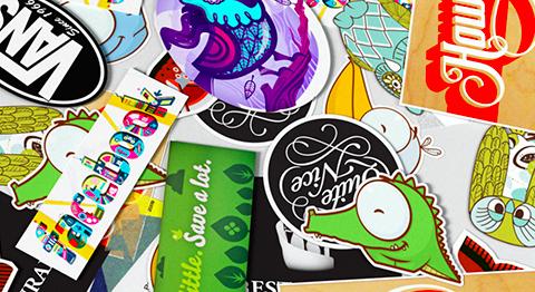 Sticker Marketing