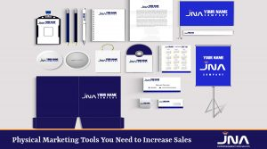 Physical Marketing Tools You Need to Increase Sales