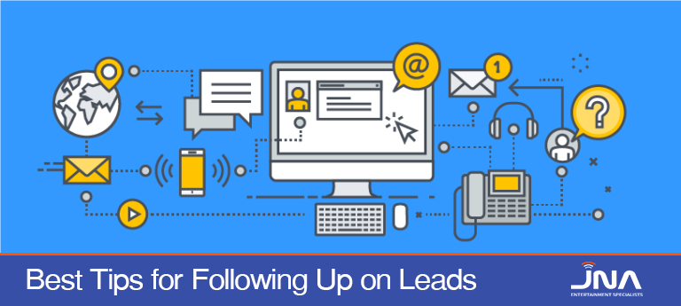 Best Tips for Following Up on Leads