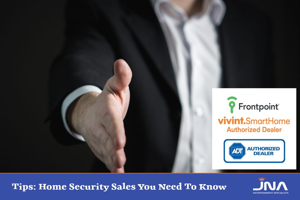 Home Security Sales You Need To Know