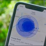 iPhone's Location History