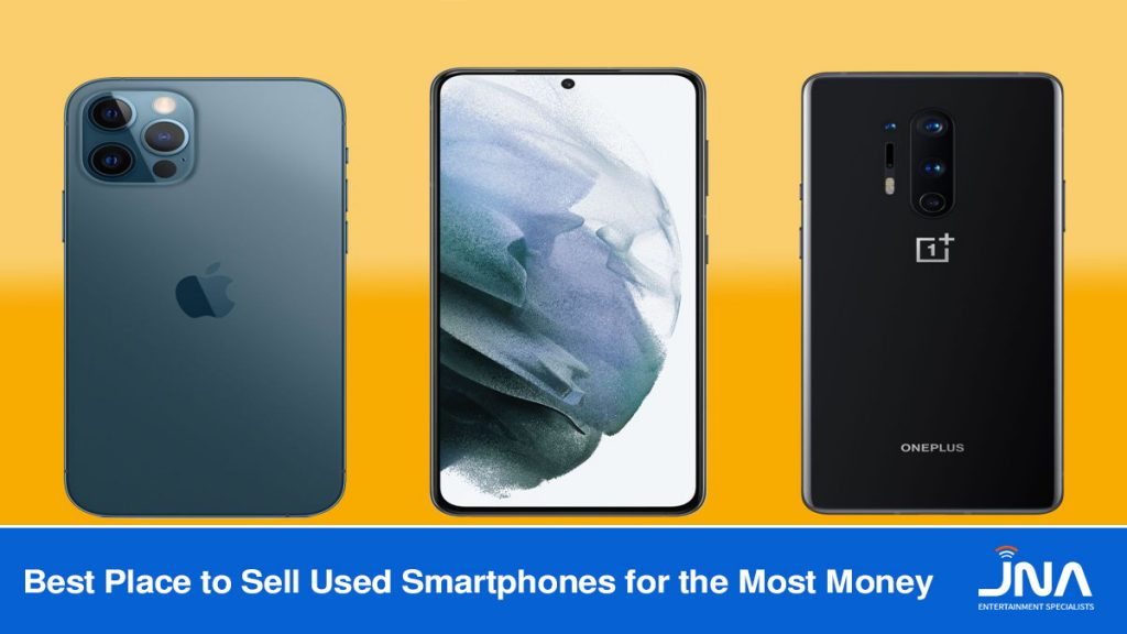 Best Place to Sell Used Smartphones for the Most Money