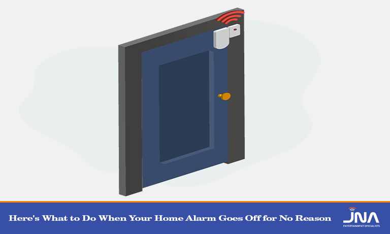 Here's What to Do When Your Home Alarm Goes Off for No Reason