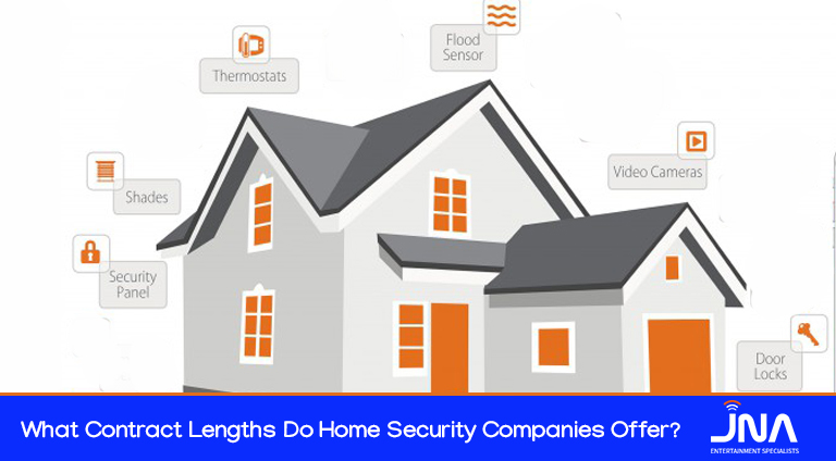 What Contract Lengths Do Home Security Companies Offer?