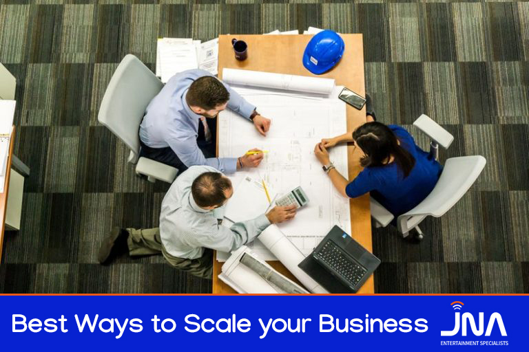 Best Ways to Scale your Business