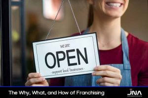 The Why, What, and How of Franchising