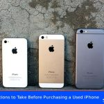 Precautions to Take Before Purchasing a Used iPhone