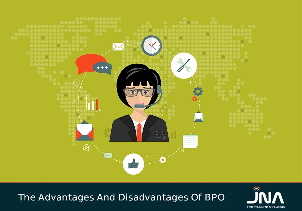 The Advantages And Disadvantages Of BPO