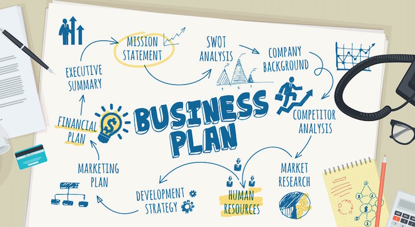monthly business plans