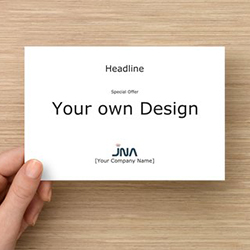 Become a JNA Dealer & Sell Marketing Tool Business Products